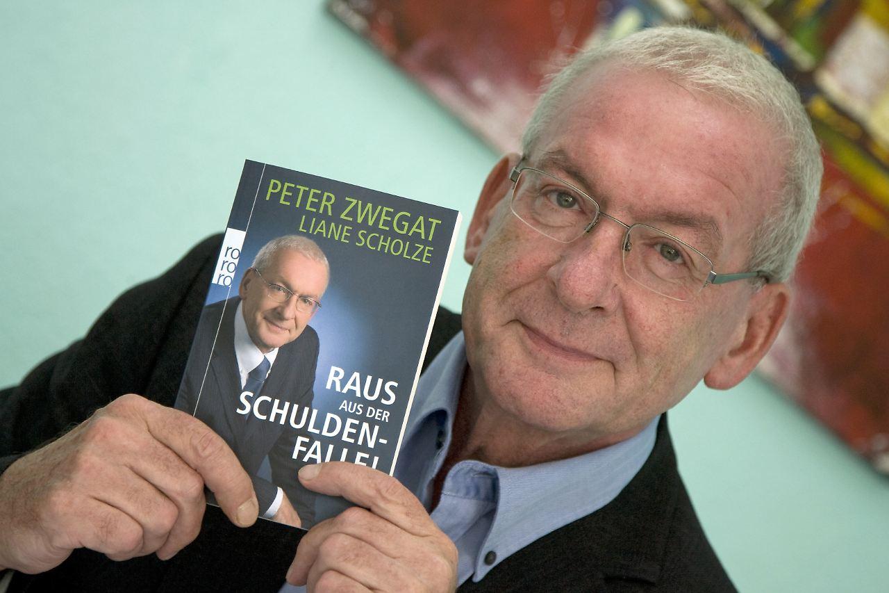 Peter Zwegat Stimme