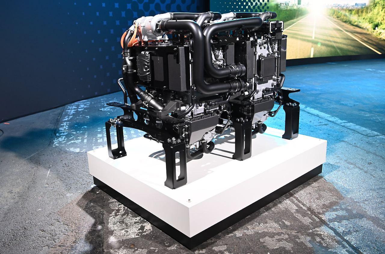 Daimler will Wasserstoff-Lkw in Serie bauen