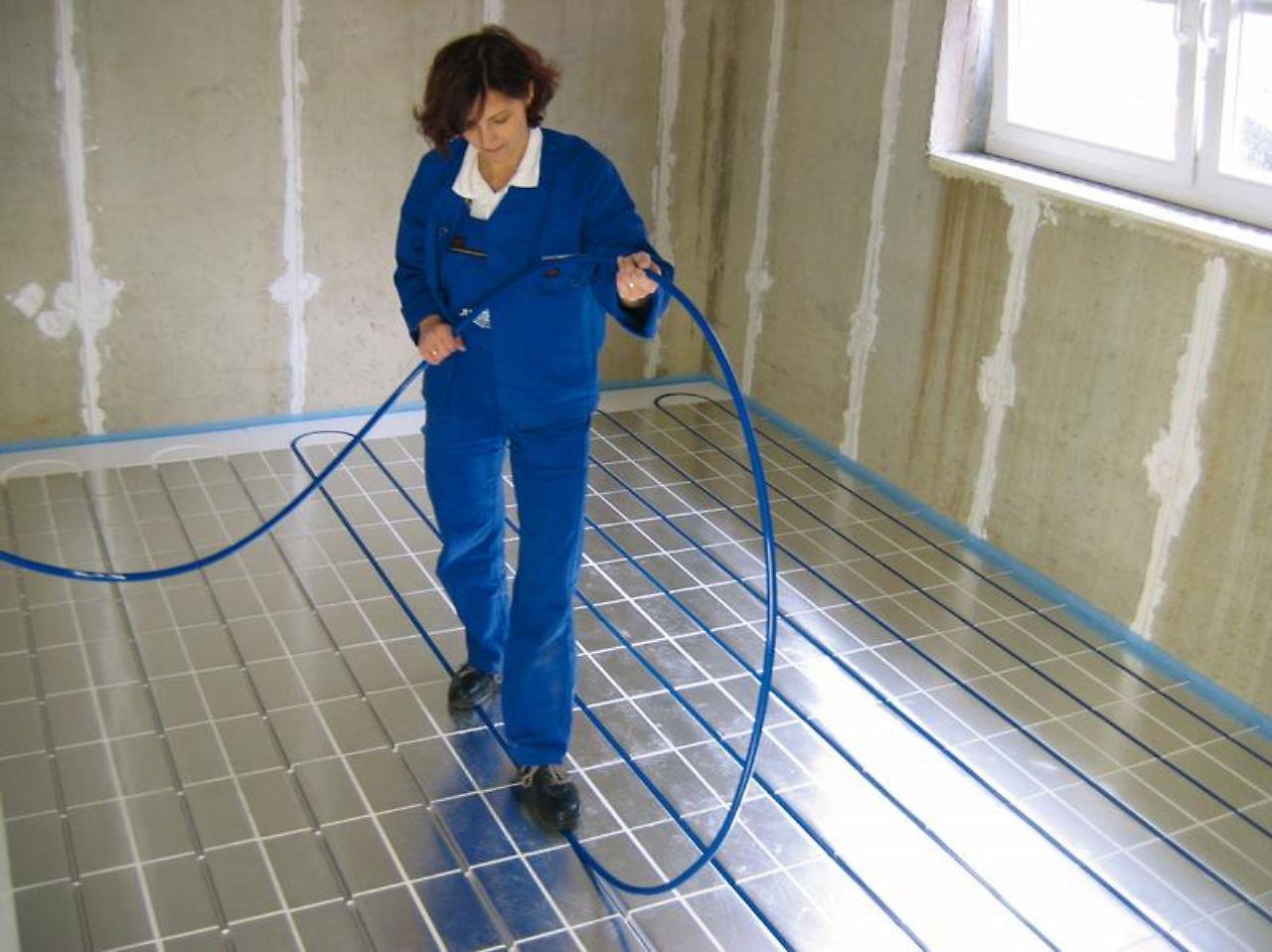 Moderne Heizsysteme fußbodenheizung warme füße wenige kosten n tv de