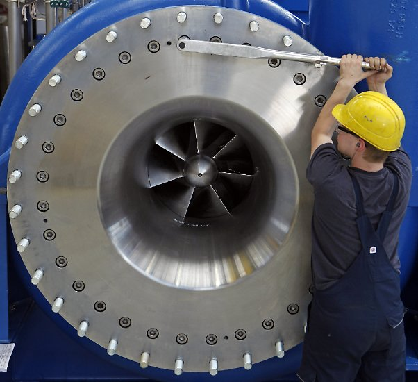 Vor allem in der Industrie wurde kräftig angepackt und daran gearbeitet, den Wachstumseinbruch des Vorjahres so schnell wie möglich hinter sich zu lassen.