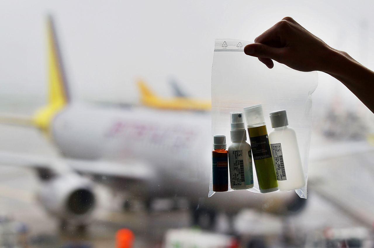 Zelt Mit Ins Flugzeug : Neue regeln fürs handgepäck duty free flüssiges erlaubt