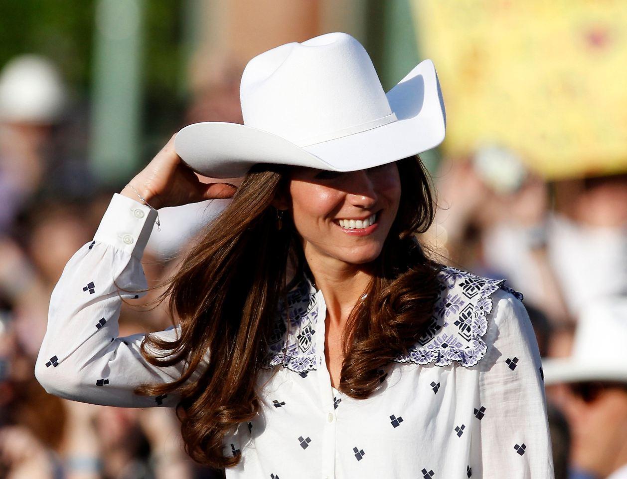 Prinzenpaar im Cowboylook: Kanada verliebt in Kate - n-tv.de
