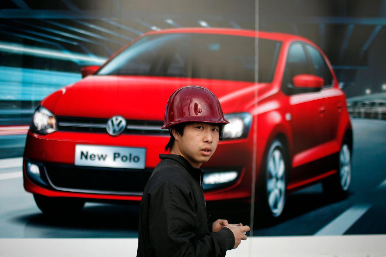 Dax Volkswagen