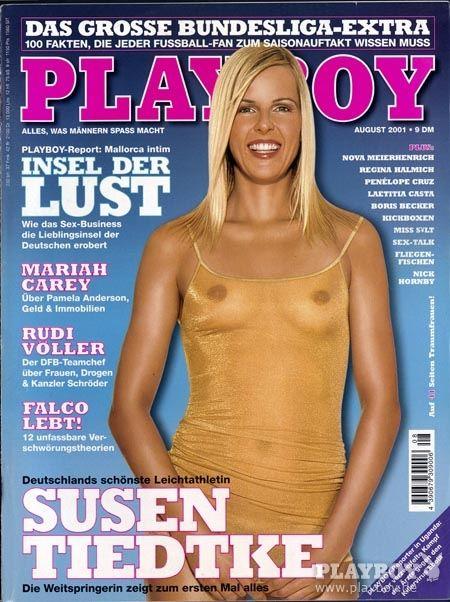 Susan Stahnke  nackt