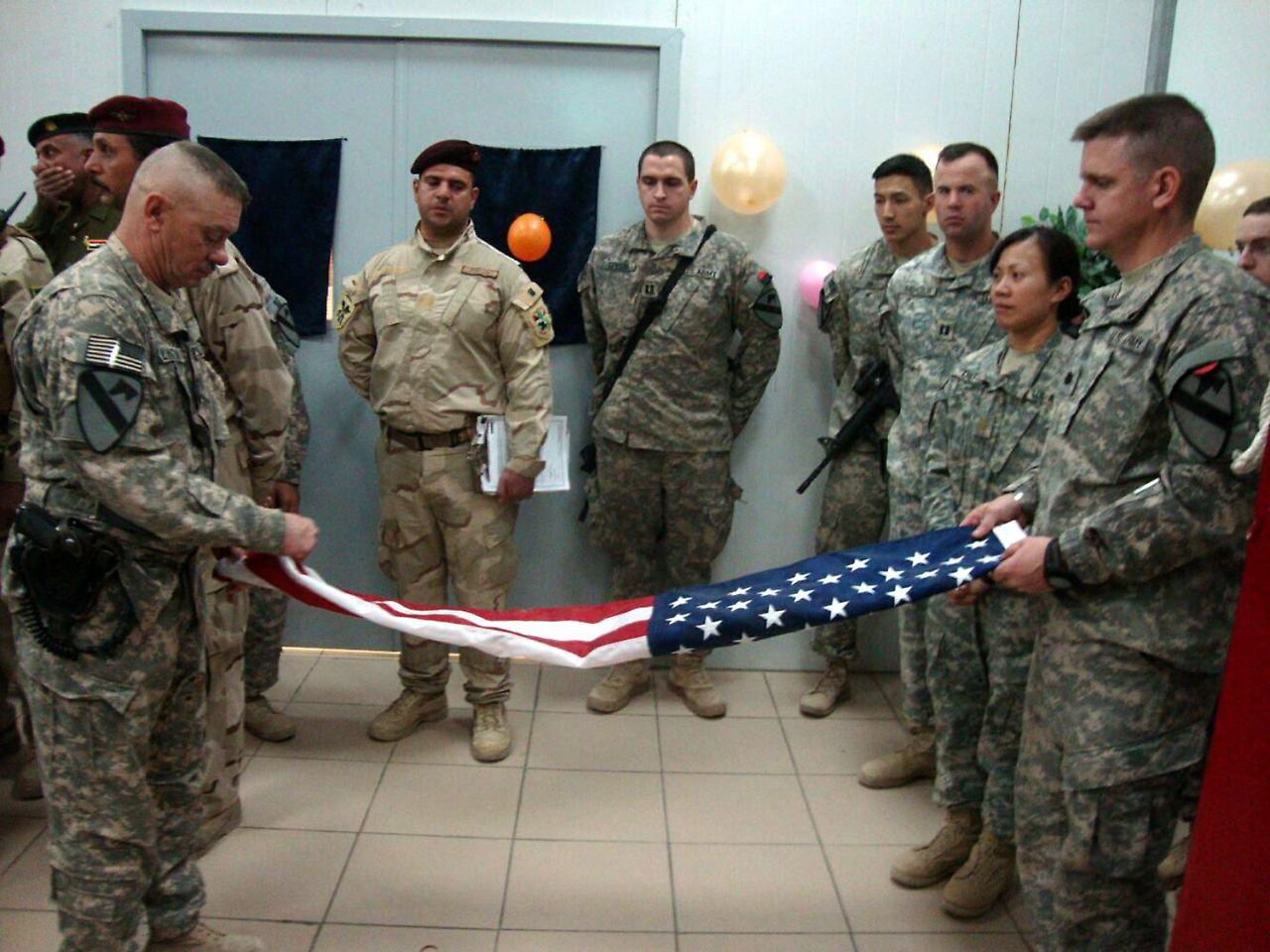 Iraker bald allein zu Haus: NATO zieht Soldaten ab - n-tv.de