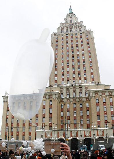 Russlands Machtzentrum Moskau ist riesig und platzt dennoch aus allen Nähten.