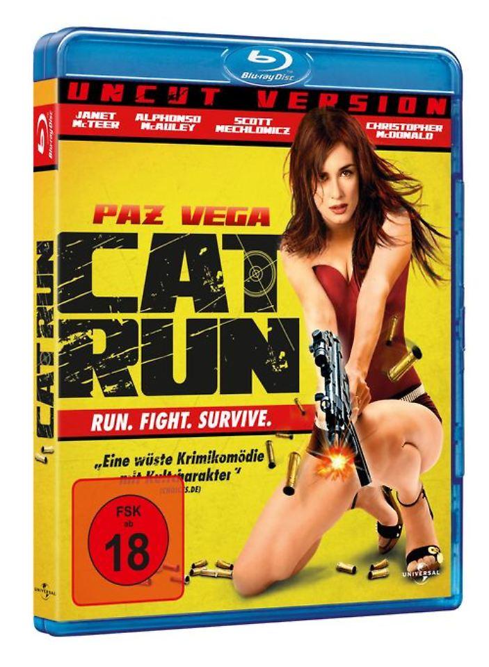 action gangster sex comedy cat run renn um dein leben n. Black Bedroom Furniture Sets. Home Design Ideas