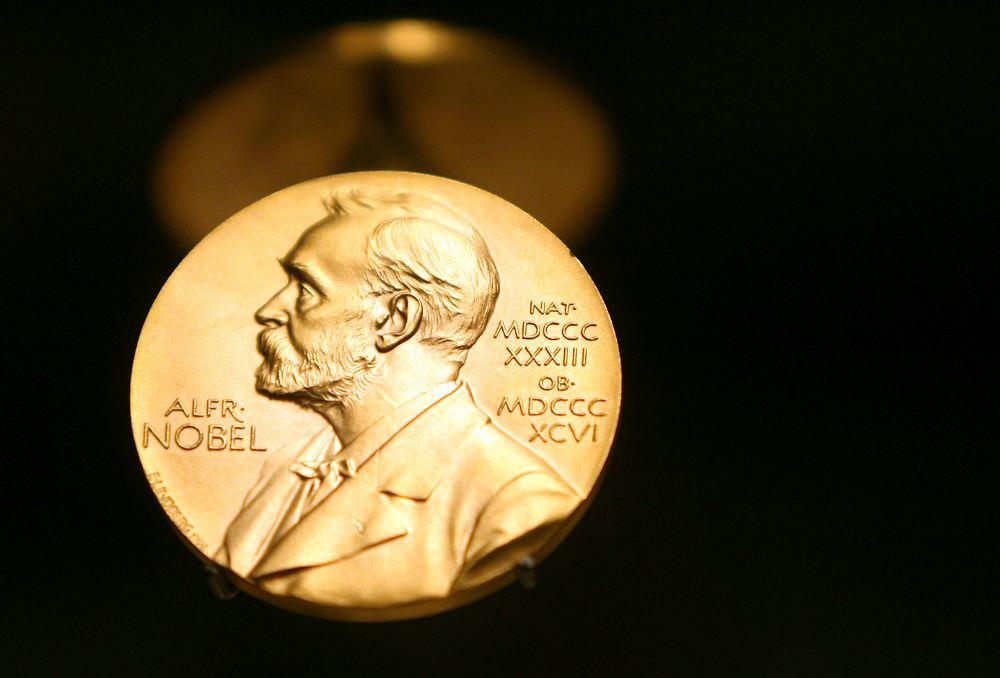 Medaille Nobelpreis
