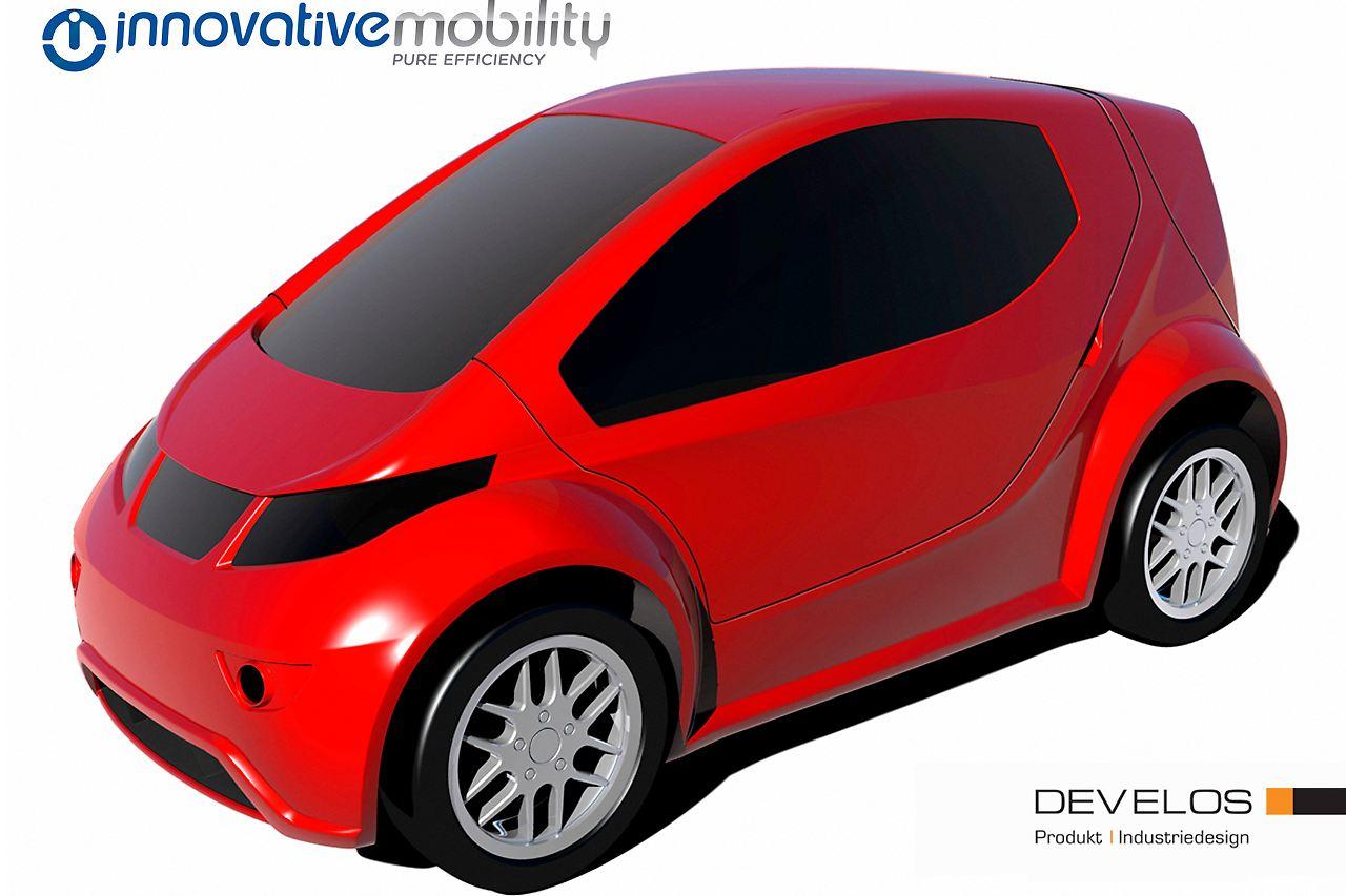 e auto aus jena einer f hrt elektrisch n. Black Bedroom Furniture Sets. Home Design Ideas