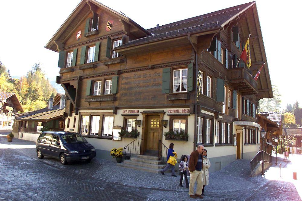 Hotel Gstaad Gunstig