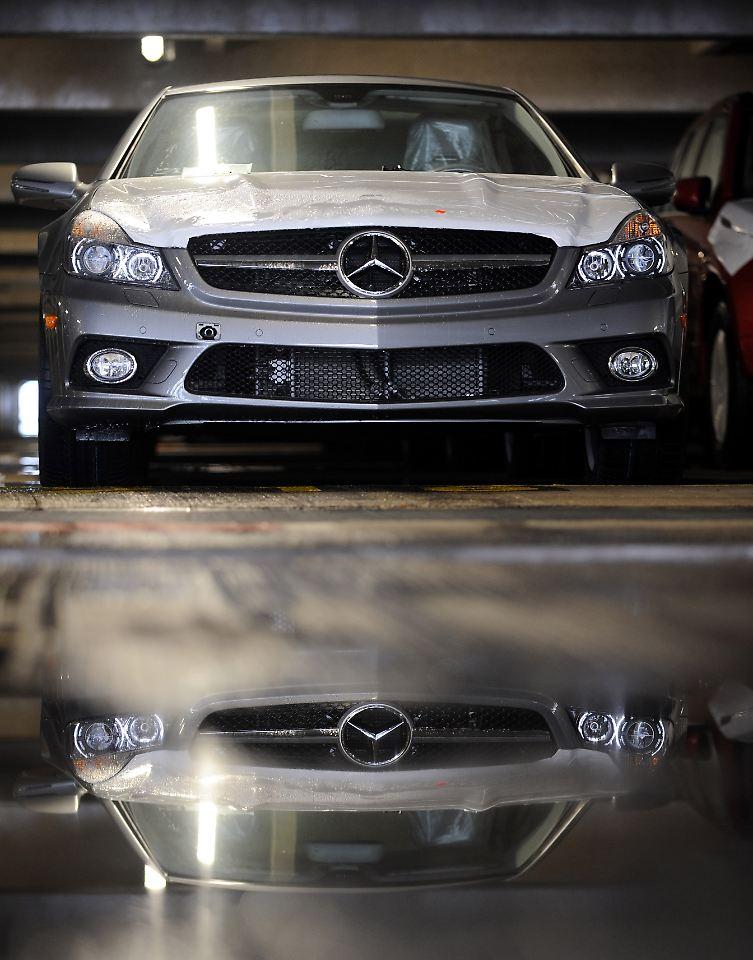 Spagat Zwischen Den Kontinenten Daimler Zerlegt C Klasse