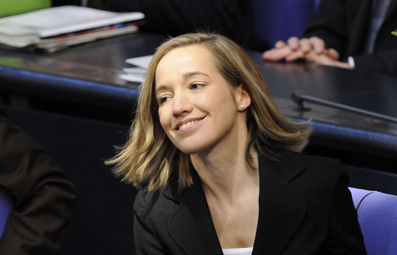 Bundesfamilienministerin
