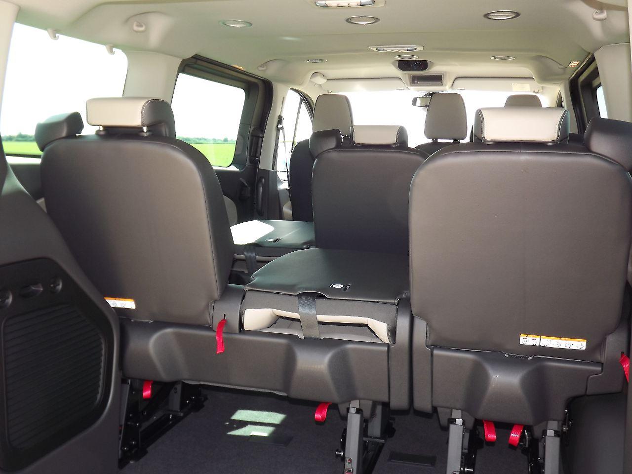 neuer transit setzt ma st be fords packesel mit van. Black Bedroom Furniture Sets. Home Design Ideas