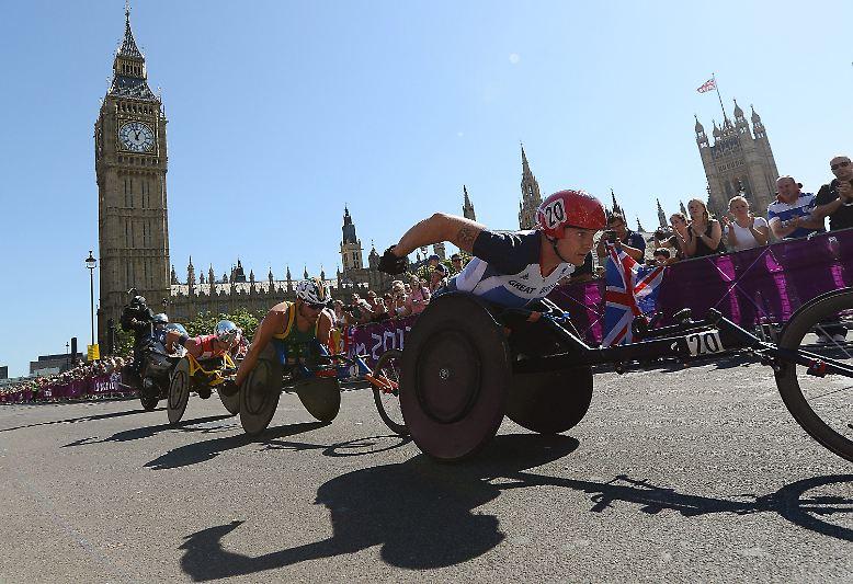 Die Paralympics 2012 sind Spiele der Stars und Rekorde.