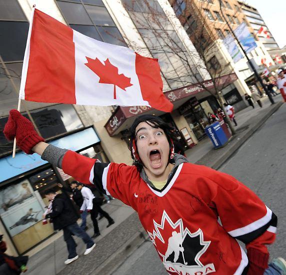 Die XXI. Olympischen Winterspiele in Vancouver sind für die Gastgeber mit der erträumten Goldmedaille zu Ende gegangen: dem Sieg im Eishockeyturnier der Männer.