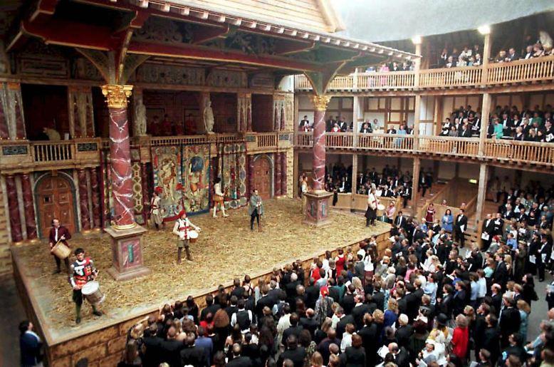 """""""Hamlet"""", der """"Sommernachtstraum"""", """"Romeo und Julia"""": Bis heute ziehen die Tragödien und Komödien ..."""