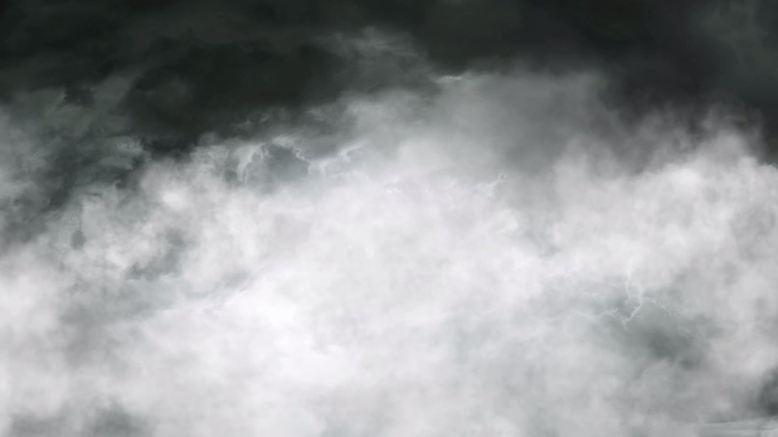 Nebel ist ein Verbündeter, wenn die Welt zum Feind wird.