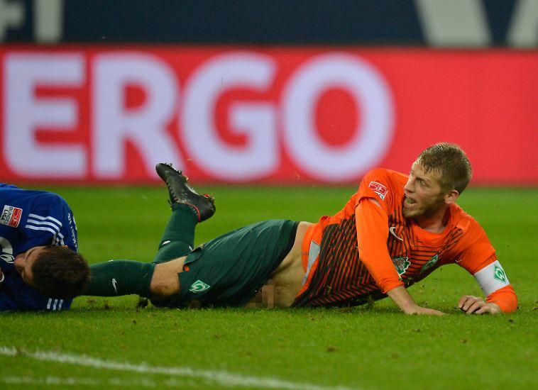 Es ging nicht nur um Fußball am 11. Spieltag der Bundesliga.