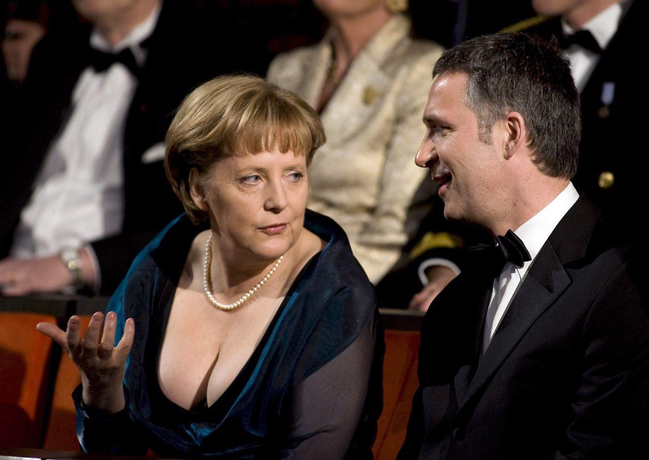 der moment der berraschung merkel in oslo - Ulrich Merkel Lebenslauf