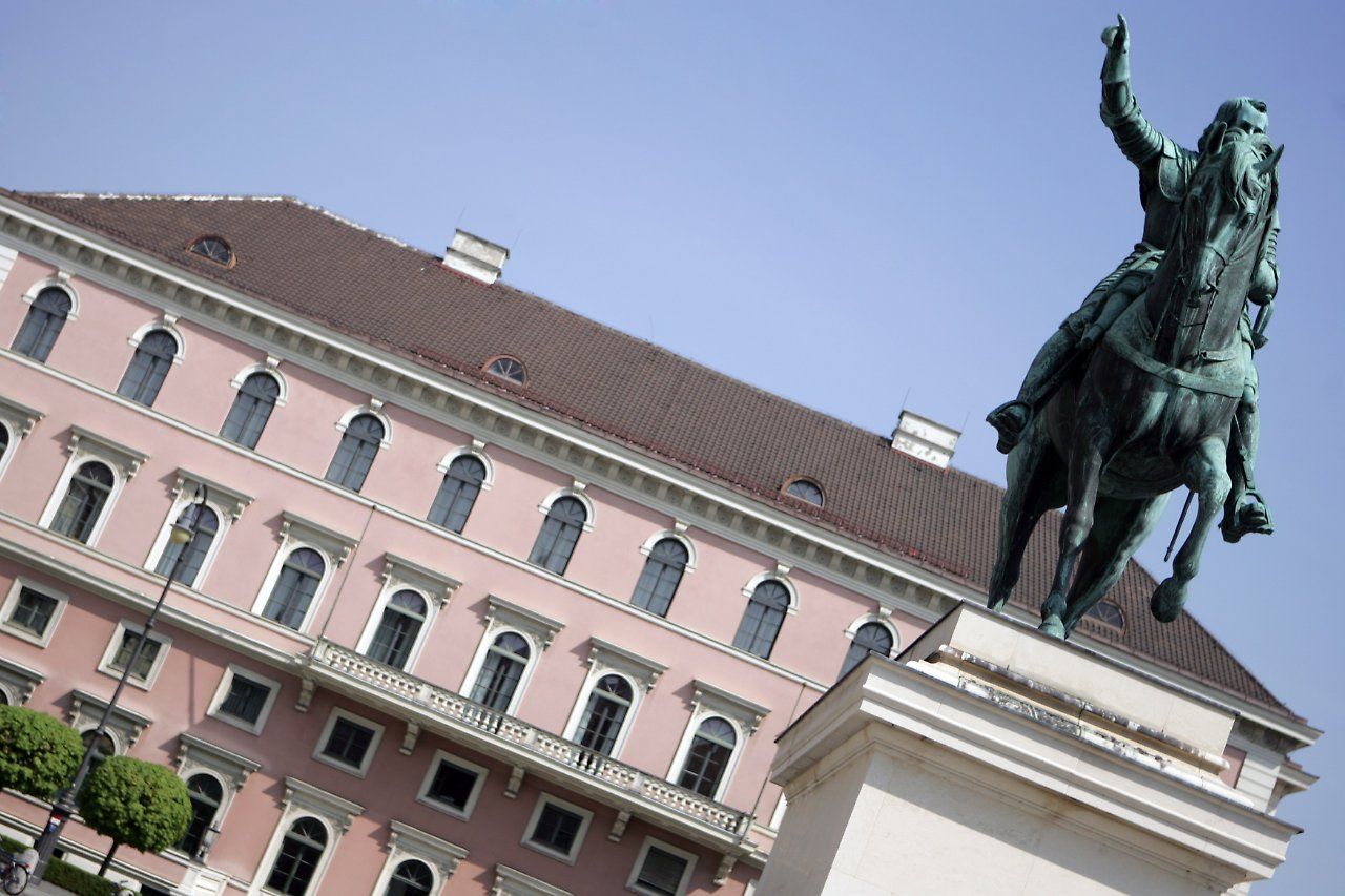 Siemens und die city neue konzernzentrale geplant n for Siemens platz