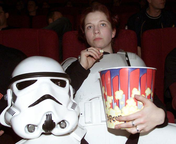 ... bei dieser Auswahl sollte doch wirklich mal ein Film für jeden dabei gewesen sein.