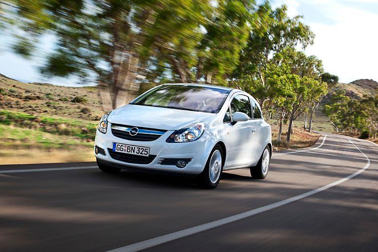 Auch der Opel Corsa, der bei den Frauen deutlich besser abschneidet, überzeugt die Herren nicht. 60,8 Prozent der Stimmen entfielen auf den kleinen Kerl aus Eisenach. Und so bleibt zum Schluss als Resümee: Es kommt eben auch bei den Autos auf die Größe an.