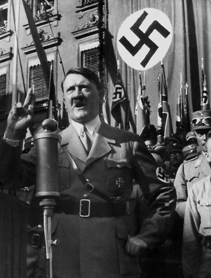 Am 30. Januar 1933 wird Adolf Hitler deutscher Reichskanzler.