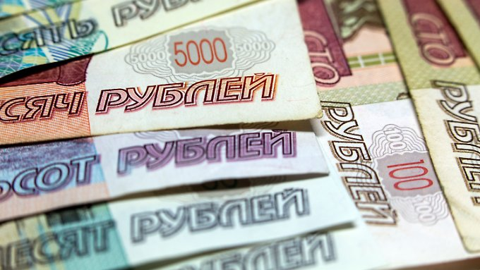 Schwarzer Tag für den Rubel