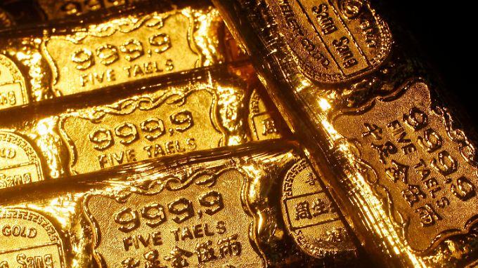 Gold gewinnt wieder an Dichte.