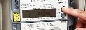 """Seit Januar müssen """"intelligente Stromzähler"""" bei Neubauten und Vollrenovierungen eingebaut werden."""