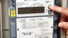 Intelligente Stromzähler sollen die volle Kontrolle über den Stromverbrauch ermöglichen.