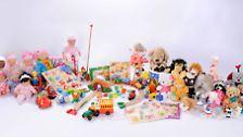 Insgesamt wurden 50 Spielzeuge getestet.