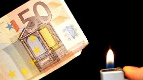 Inflation vernichtet Geld. Doch sind Inflationsängste derzeit begründet?