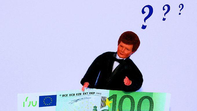 Denkt der Berater an Ihren oder an seinen Geldbeutel?