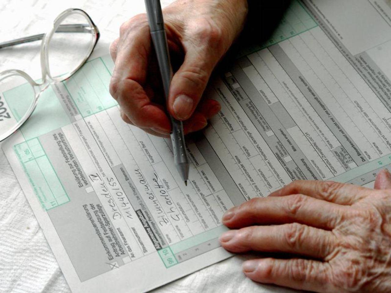steuererklärung geld zurück