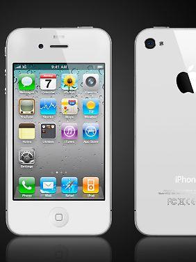 Mit einer Metall-Rückseite hätte Apple keine Probleme, ein weißes Modell des iPhone 5 zu produzieren.