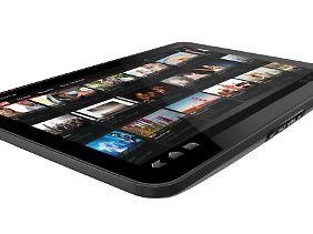 Das Motorola Xoom ist derzeit vielleicht das beste Android-Tablet.