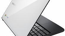 Samsung verkauft erstes Chromebook: Ab jetzt gibt's Google-Netbooks