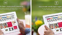 Apple hat seine Werbung an die deutsche Realität angepasst.
