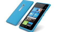 Ist Nokias neues Smartphone Lumia 900 von einem Verkaufsverbot bedroht?