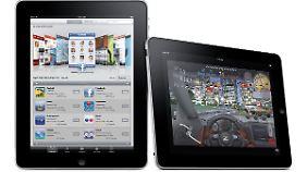 Apple ist mit seinem iPad mal wieder der Entwicklung voraus.