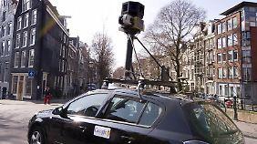 Vorerst werden auf den Straßen keine Google-Autos mehr zu sehen sein.