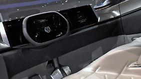 VW präsentiert neue Marke: Shanghai Motor Show elektrisiert Besucher und Autos