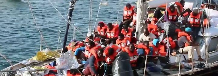 Widerstand gegen Salvini: Rettungsschiff