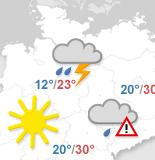 Deutschlandwetter